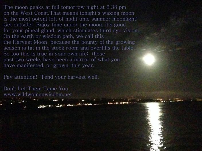 full moon sept