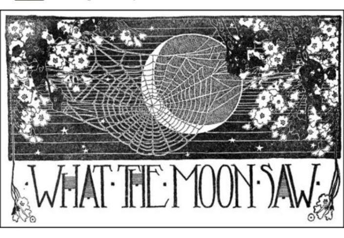 Spring Equinox moon