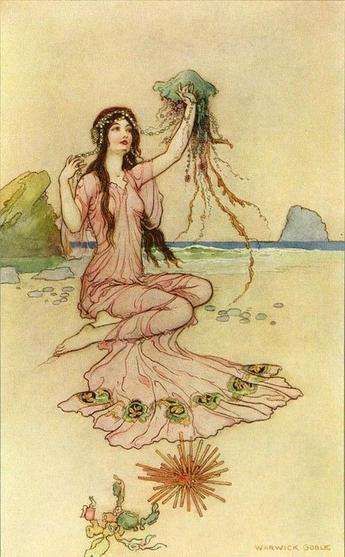 goble sea maiden
